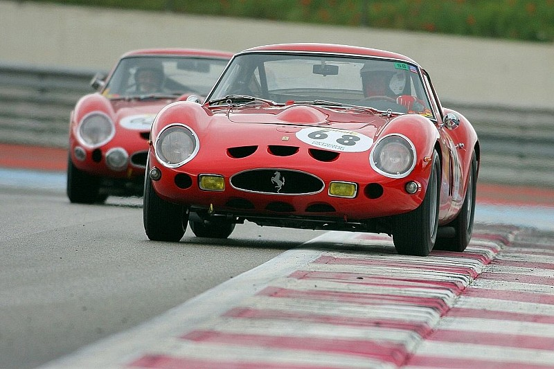 Englishman Pays £15.7 Million for Ferrari 250 GTO