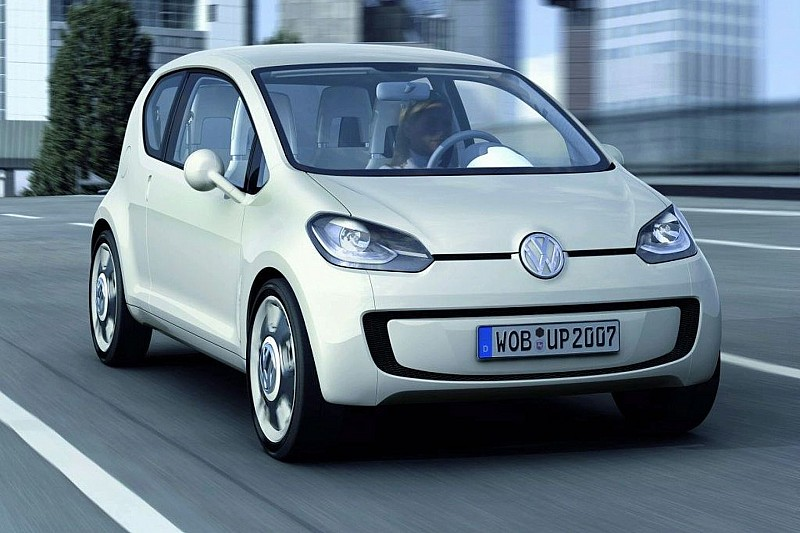 Volkswagen Up! Concept Revealed
