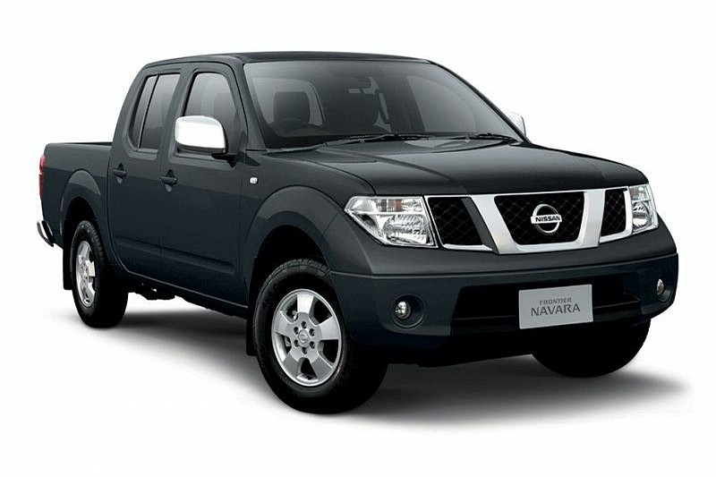 All-New Nissan Frontier Navara Launched (TH)