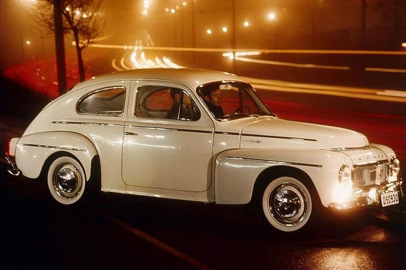Volvo in the 1950's (US)