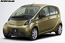 New Mitsubishi 'i' Minicar Launched in Japan