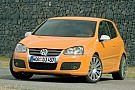 VW Trainees Create Tuned Golf in Orange and Yellow