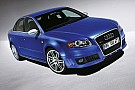 New Audi RS 4 Unveiled