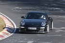 New Porsche 911 (997) GT3 RS Facelift Spy Video