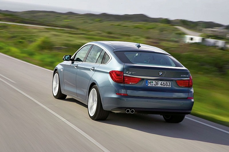 BMW 535i GT: New Single Turbo VALVETRONIC N55 Engine