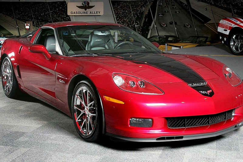 2008 Corvette 427 Special Edition Z06 to be Auctioned for Haitian Earthquake Relief