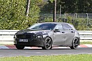 2013 Mercedes-Benz A-Class AMG spied on Nürburgring for first time