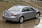Acura to axe TL or TSX, RL replacement coming in April - report