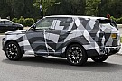 Range Rover Sport prototype first spy photos