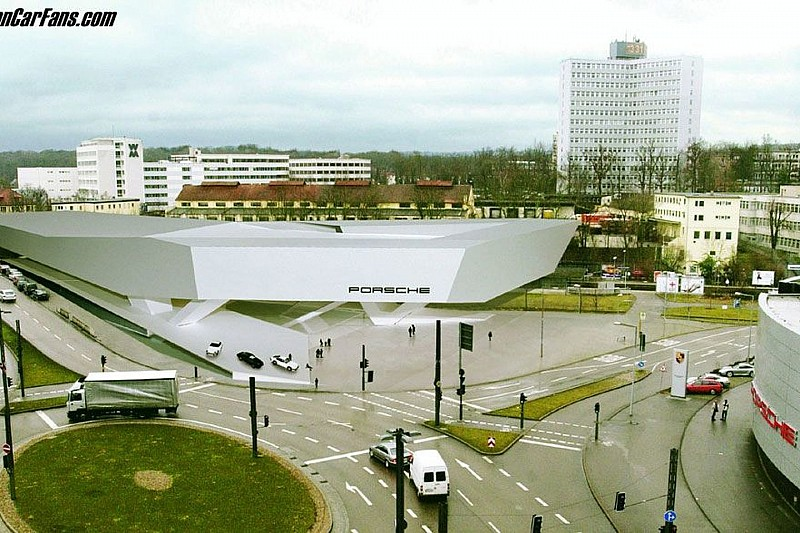 Porsche Museum reveals some of its secrets, part 2 [video]