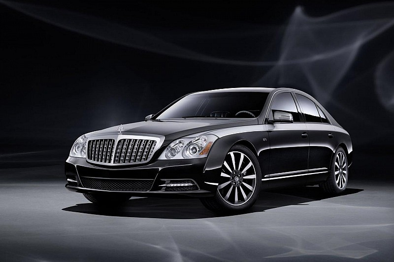 Maybach officially discontinued