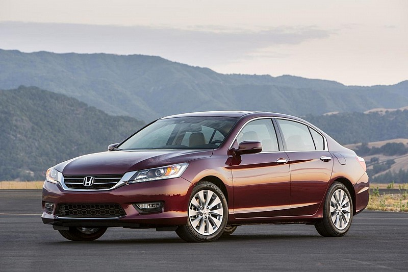 2013 Honda Accord info released (US)