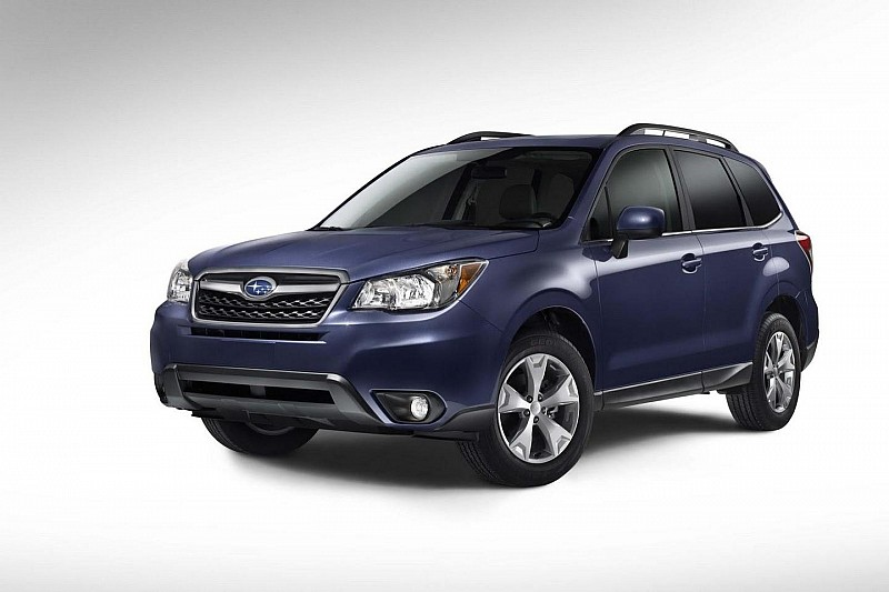 2014 Subaru Forester goes official [video]