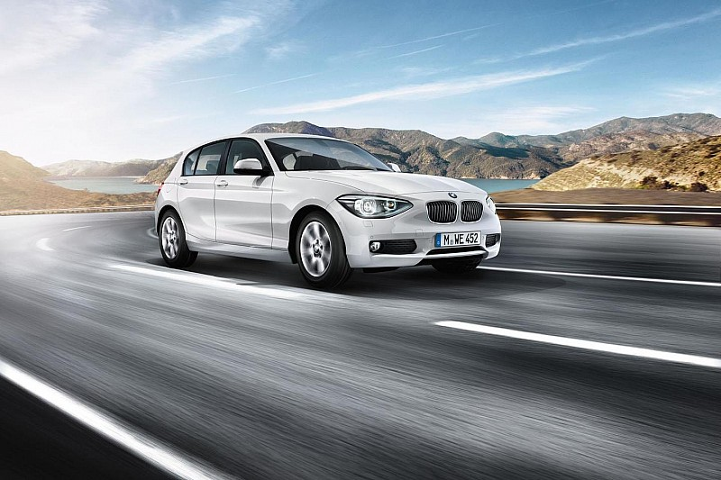 BMW 116d EfficientDynamics returns 103 mpg UK during RAC Future Car Challenge