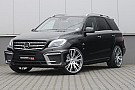 2012 Mercedes-Benz ML 63 AMG tuned by Brabus heading to Essen