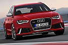 2014 Audi RS6 Avant trailer released [video]