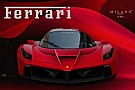 Ferrari F150 front render based on official teaser