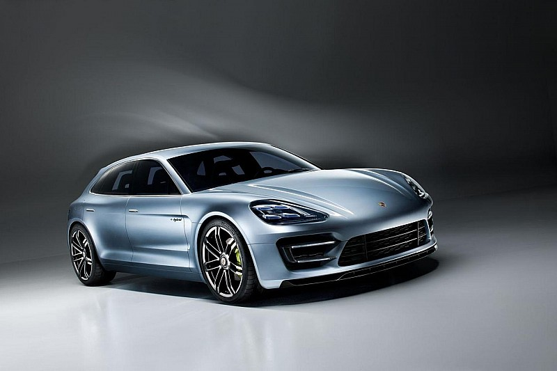 Porsche details the construction of the Panamera Sport Turismo concept [video]