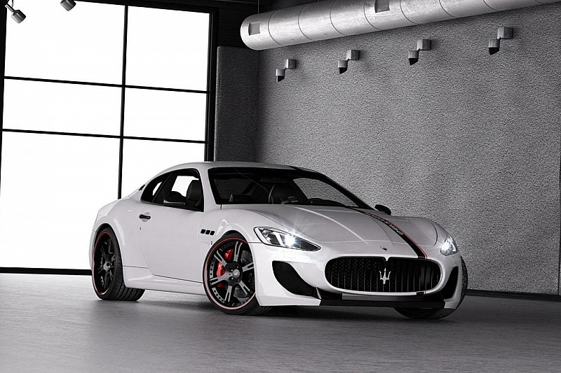 Wheelsandmore Maserati MC Stradale Demonoxious has a devilish 666 HP