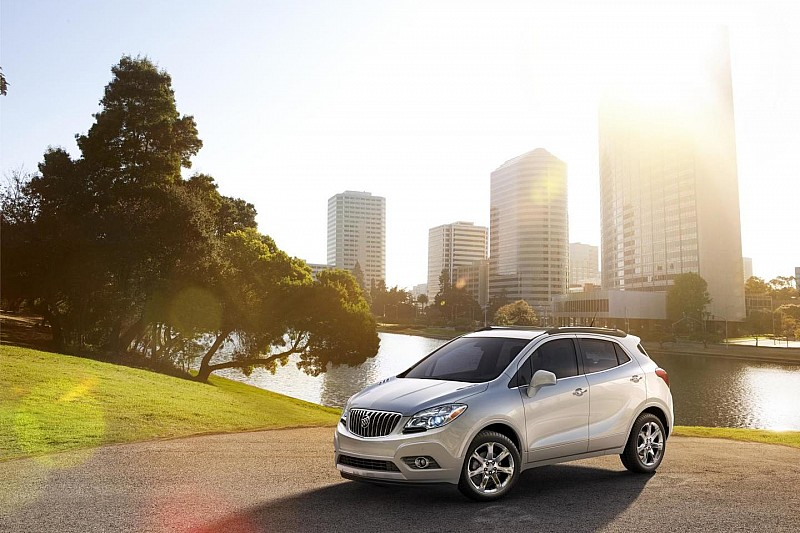 Buick Anthem to slot between Encore and Enclave - report