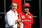 Alonso insists 'zero problems' with Montezemolo