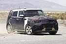 2014 Kia Soul EV spied during recharging