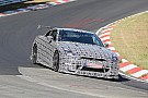 Nissan GT-R Nismo spied with massive rear wing