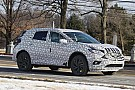 2015 Nissan Murano spied showing new details