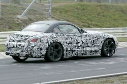 BMW Z4 Spy Photos