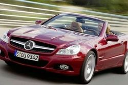 Mercedes-Benz SL 500 Facelift