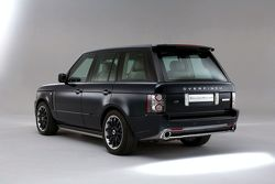 Overfinch Reveals Holland & Holland Range Rover