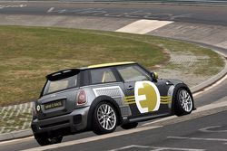MINI E Race, Nurburgring Nordschleife circuit 13.04.2010