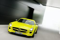 Mercedes-Benz SLS AMG E-Cell Prototype, 1600, 05.07.2010