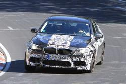 BMW M5 F10 spy photo, Nurburgring, Germany 21.07.2010