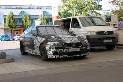 BMW M5 F10 spy photo 27.08.2010