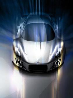 Gumpert Tornante by Touring development renderings, Centro Stile - 01.03.2011