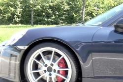 2012 Porsche 911 (991) spy video screenshots, 640, 22.07.2011
