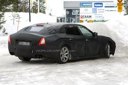 2014 Maserati Quattroporte spy photos 08.03.2012