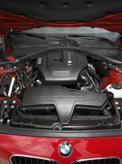 1.5 litre BMW TwinPower Turbo engine