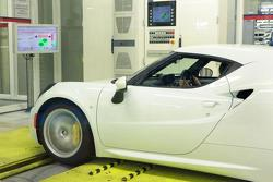 Alfa Romeo 4C construction
