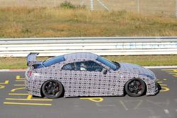 2014 Nissan GT-R Nismo spy photo 09.09.2013