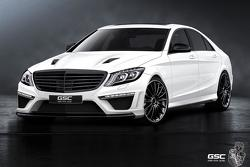 2014 Mercedes-Benz S-Class by German Special Customs 24.09.2013