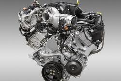 V8 6.7-liter Power Stroke turbodiesel engine 26.09.2013
