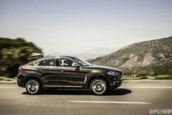 2015 BMW X6 leaked photo