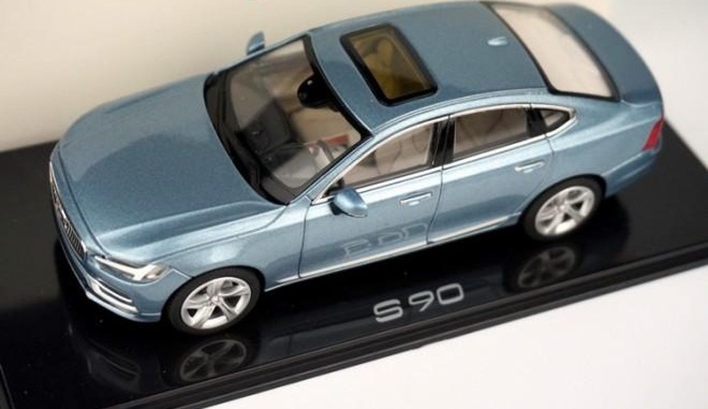2016 Volvo S90/V90 4