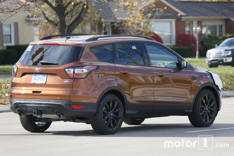 2013 Ford Escape Spy Photo | Dog Breeds Picture