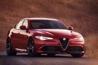 Alfa Romeo Giulia delay caused by failed crash tests?