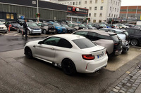 BMW M2 spy photos