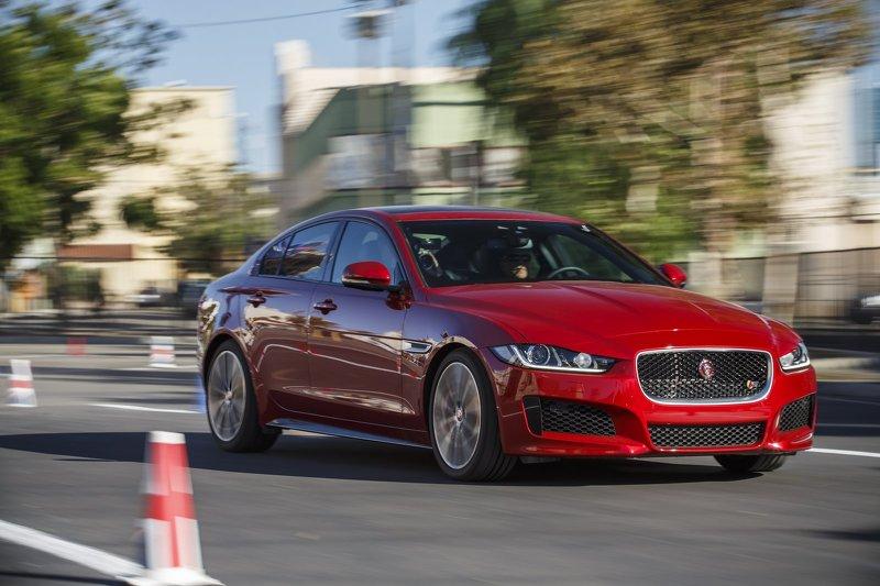 Cool Tested 2017 Jaguar XE